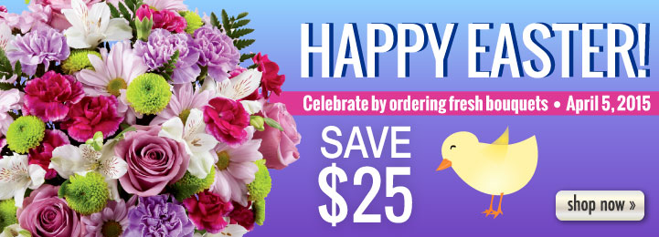 Celebrate Easter with Blooms Today!